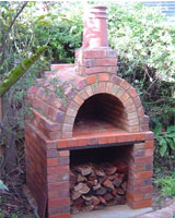 brick oven pictures
